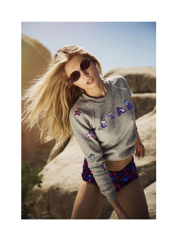 Blake Seven Star Sweater
