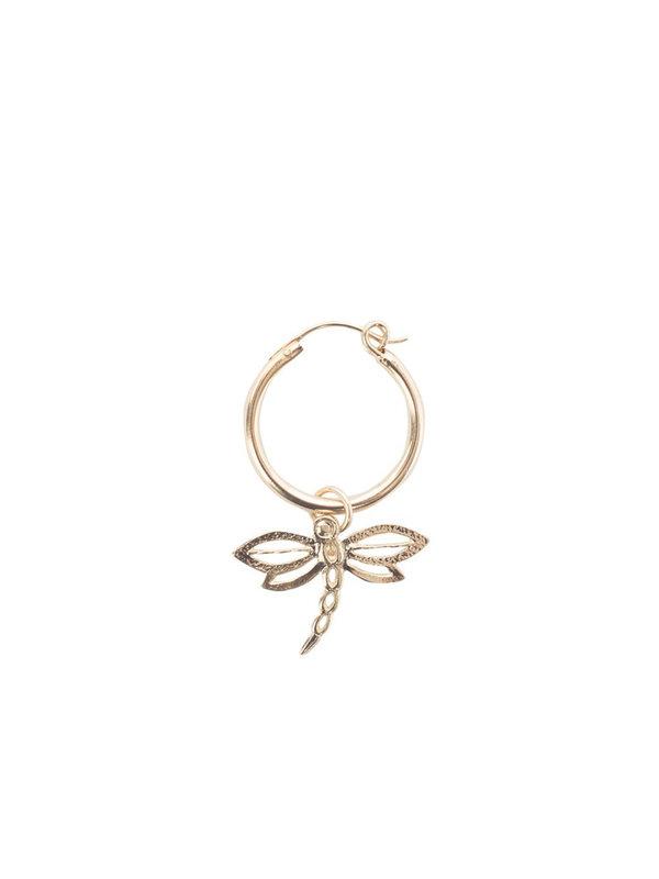 Bobby Rose Dragonfly Earring