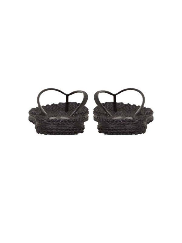 Ilse Jacobsen Slippers Cheerful01 Black