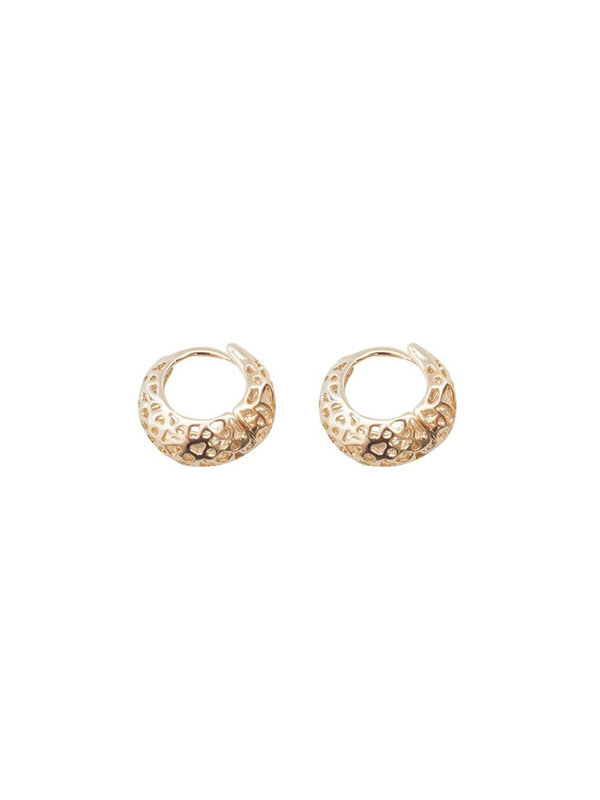 Bobby Rose Floral earring small