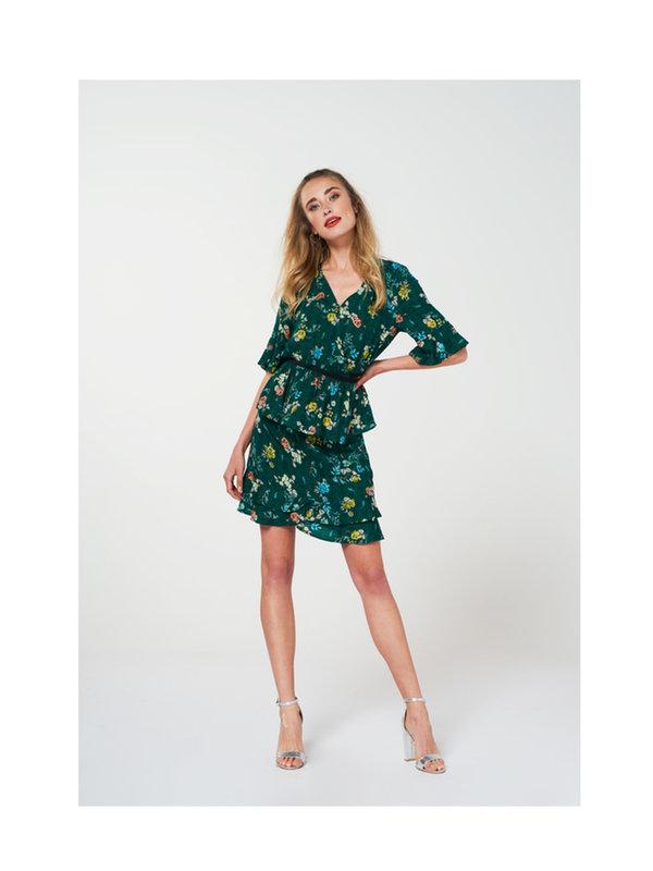 Aaiko Fia Floral Skirt