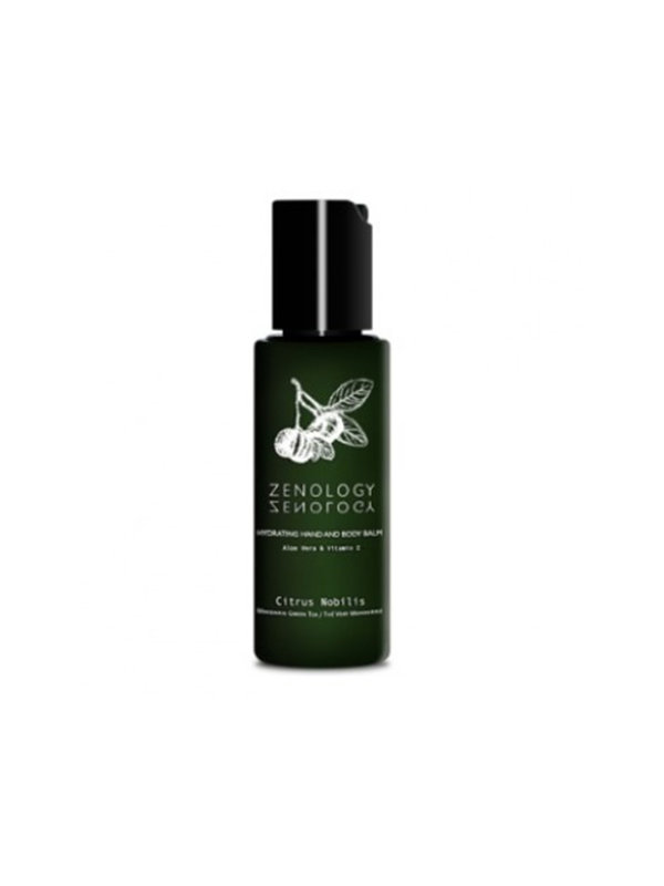 Zenology Zenology Manderin Green Tea Hand & Body Balm 50ml