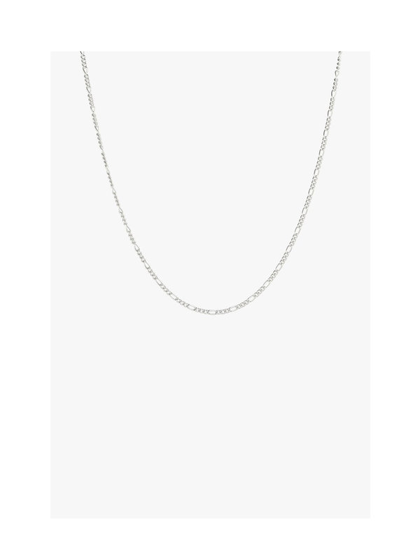 Wildthings Long Figaro Chain Silver