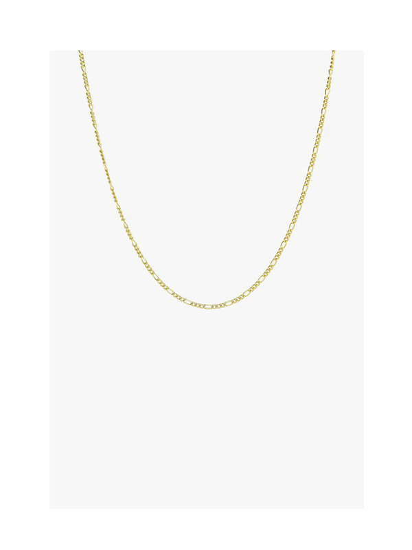 Wildthings Long Figaro Chain Gold