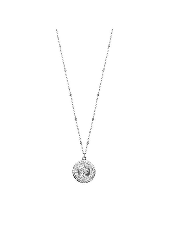 My Jewellery Necklace Coin Silver
