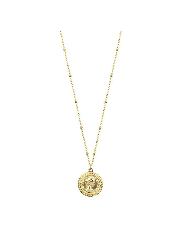 My Jewellery Necklace Coin Gold
