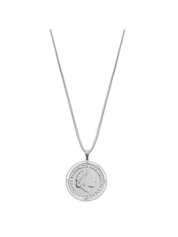 My Jewellery Gulden Necklace Short Silver