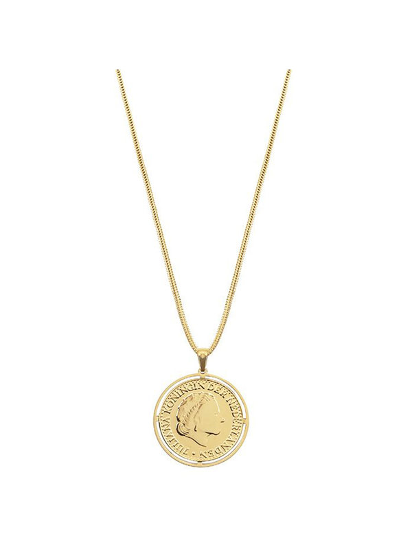 My Jewellery Gulden Necklace Short Gold