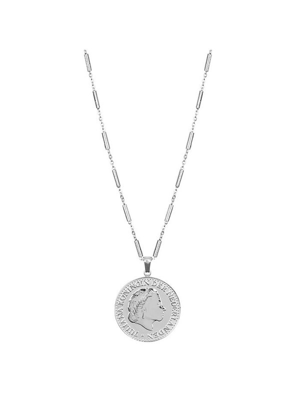 My Jewellery Gulden Necklace Long Silver