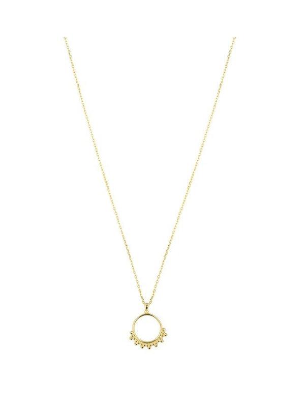 My Jewellery Tiny Dot Necklace Gold