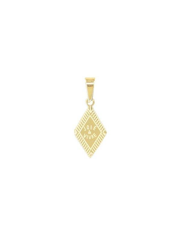 My Jewellery Joie De Vivre Charm Gold