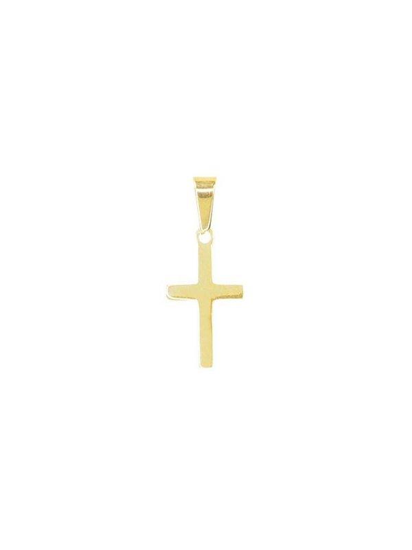 My Jewellery Cross Charm Gold