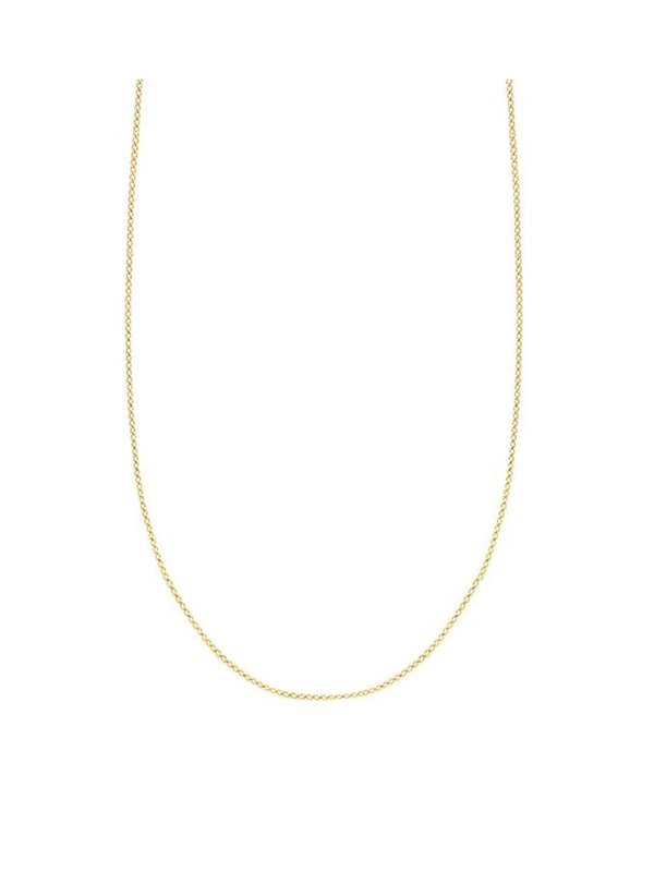 My Jewellery Basic Necklace Long Goud