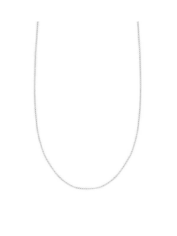 My Jewellery Basic Necklace Long Silver