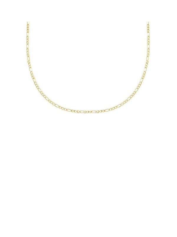 My Jewellery Flat Chain Necklace Gold