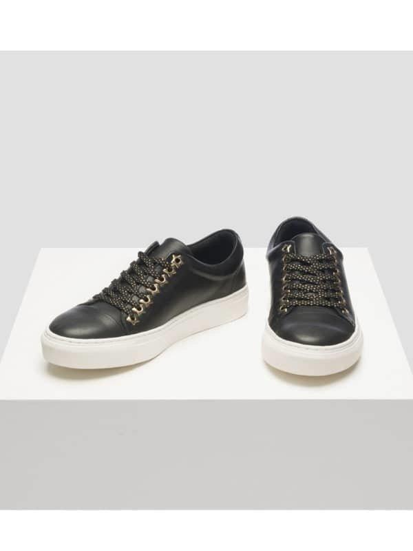 Megan 1F zwart sneakers