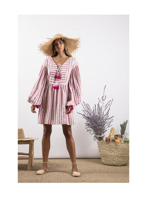 Sundress Monroe Portofino Pink / Pink