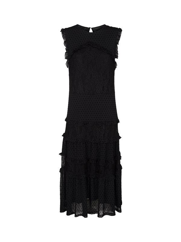 Sofie Schnoor Dress Lace Black