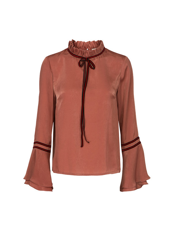 Blouse Dusty Rose