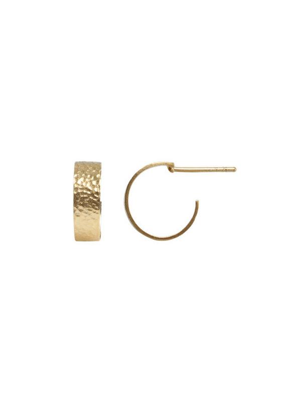 Stine A Petit La Mer Creol Earring Gold