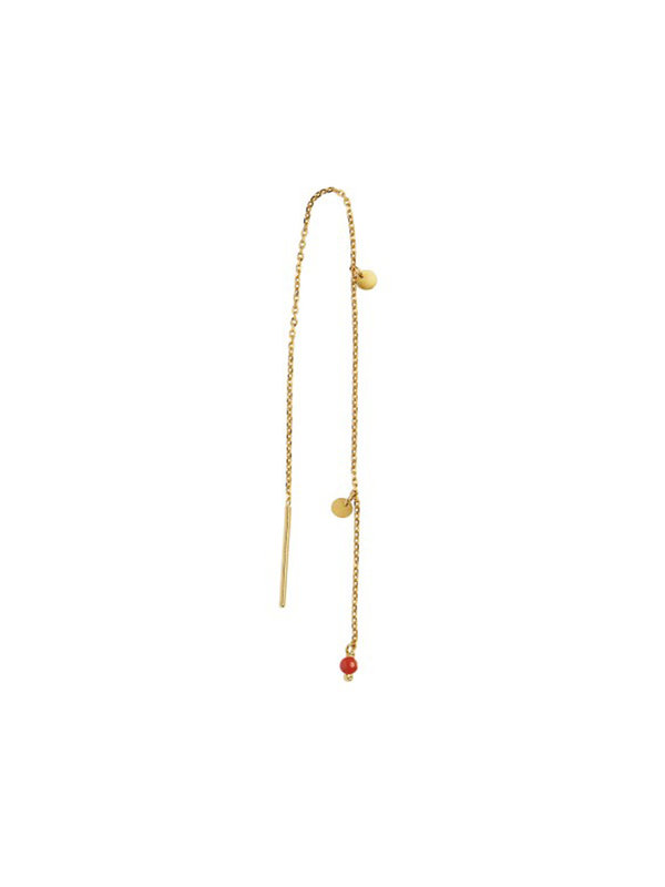 Stine A Petit Coin & Stone Gold / Red