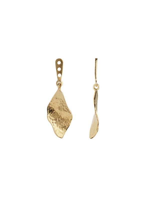 Stine A Ile de L'amour Behind Ear-Earring Gold
