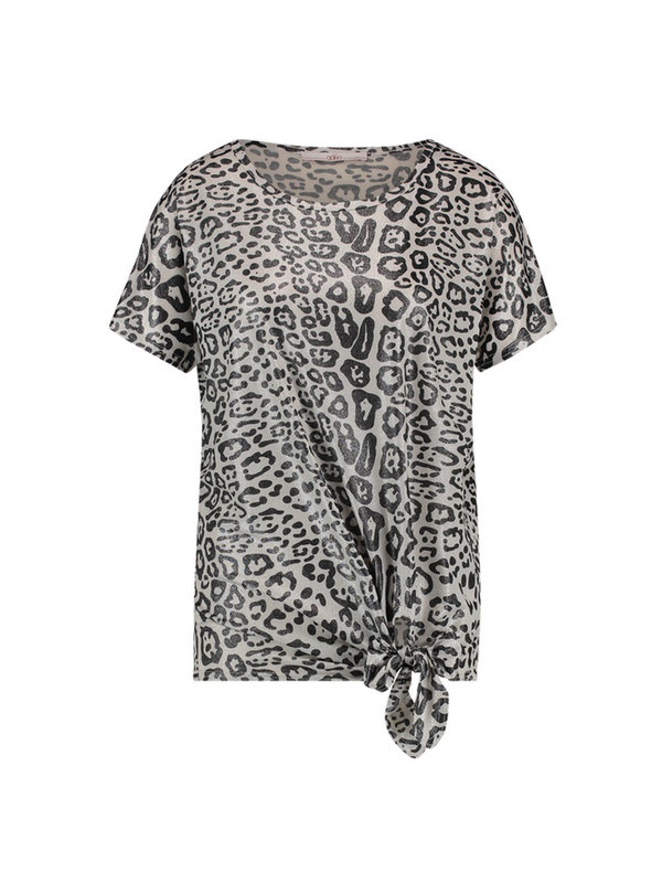 Alyna Leopard Top