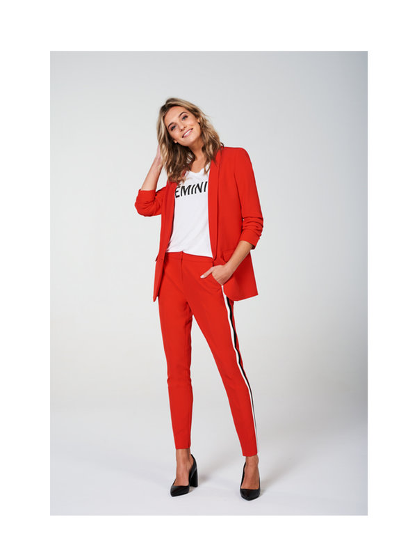 Aaiko Sare Trouser Red