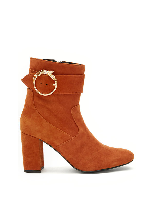 Ruby Boots Brandy