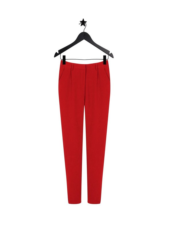 Fabienne Chapot Fabienne Chapot Julia Scarlet Red Trouser