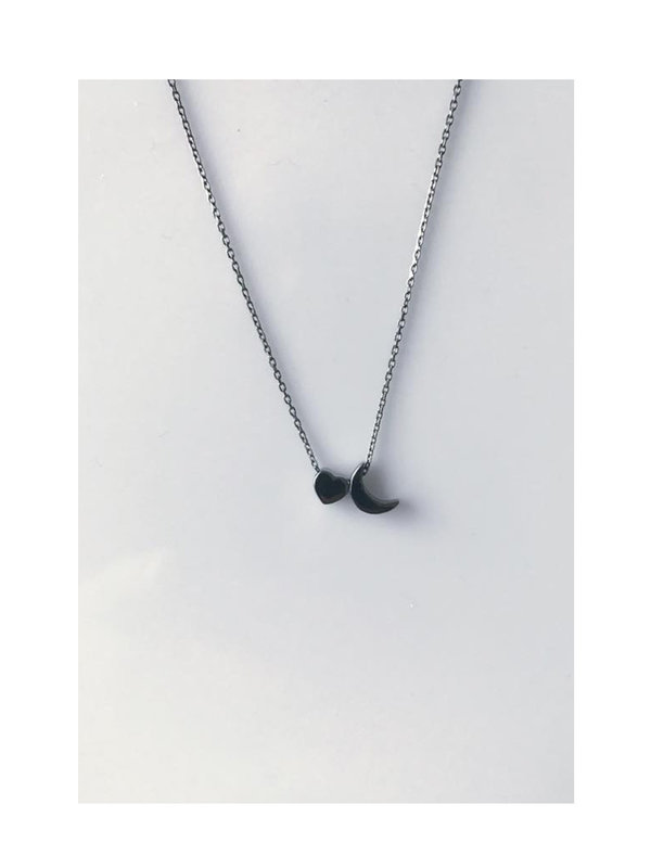 Imotionals Imotionals ZILVER Anker Ketting 38-52 cm