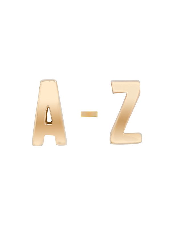 Imotionals Imotionals A-Z Letters Goud