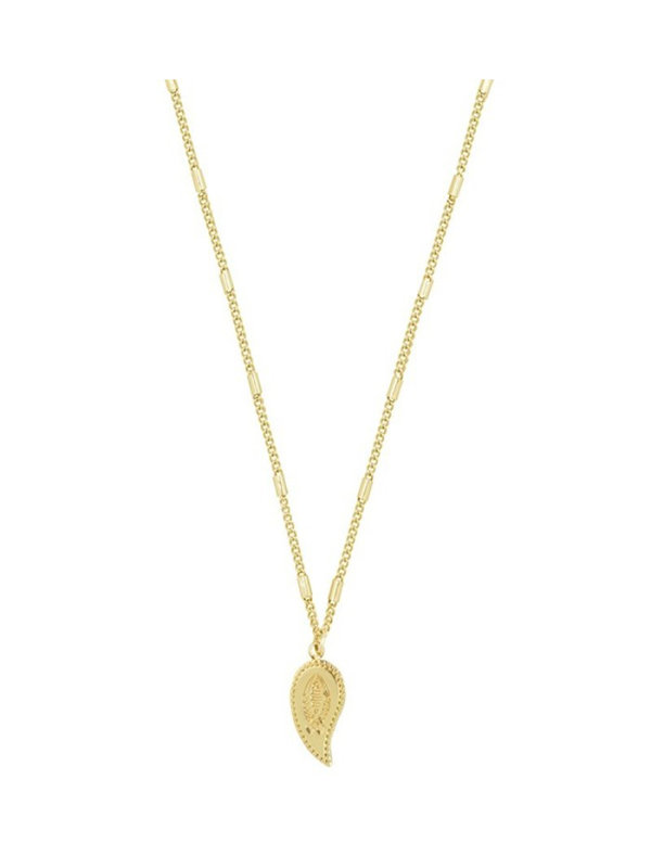 My Jewellery Pendant necklace drop gold