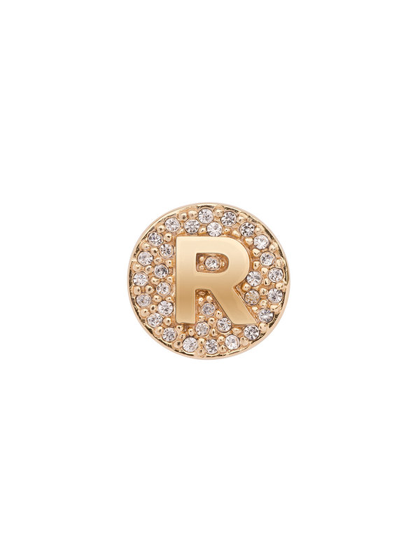 Imotionals Imotionals A-Z Swarovski Letter Goud