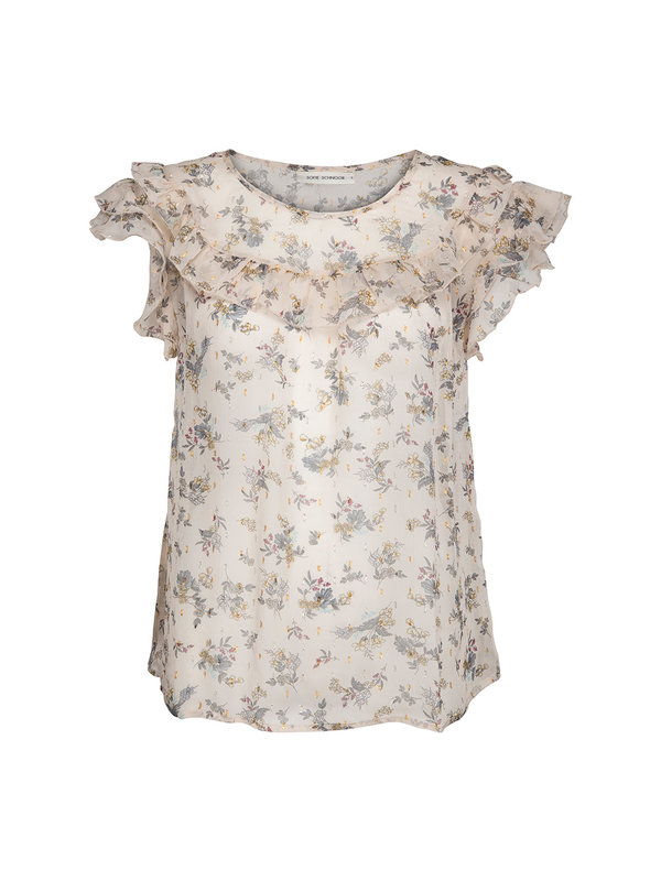 Sofie Schnoor Flower Top