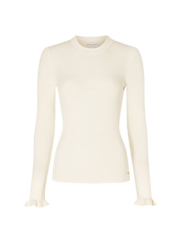 Fabienne Chapot Sanne Pullover Off White