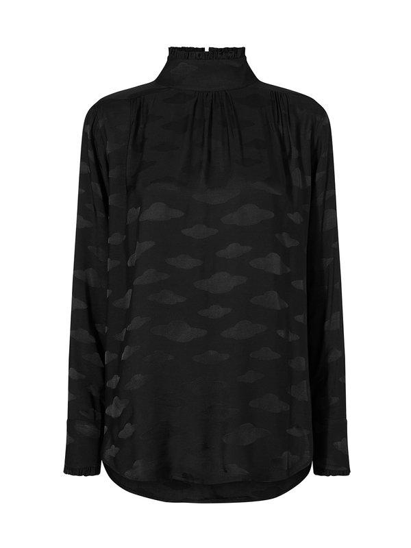 Fabienne Chapot Nine Blouse Black