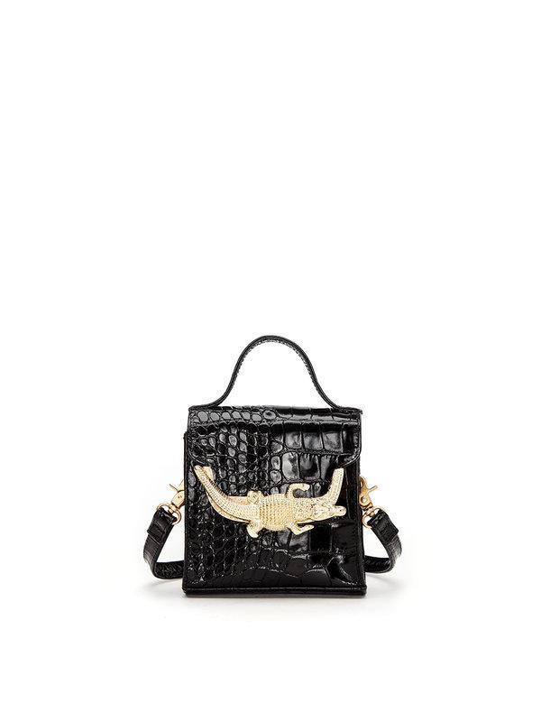 Fabienne Chapot Karma Mini Bag Black One Size