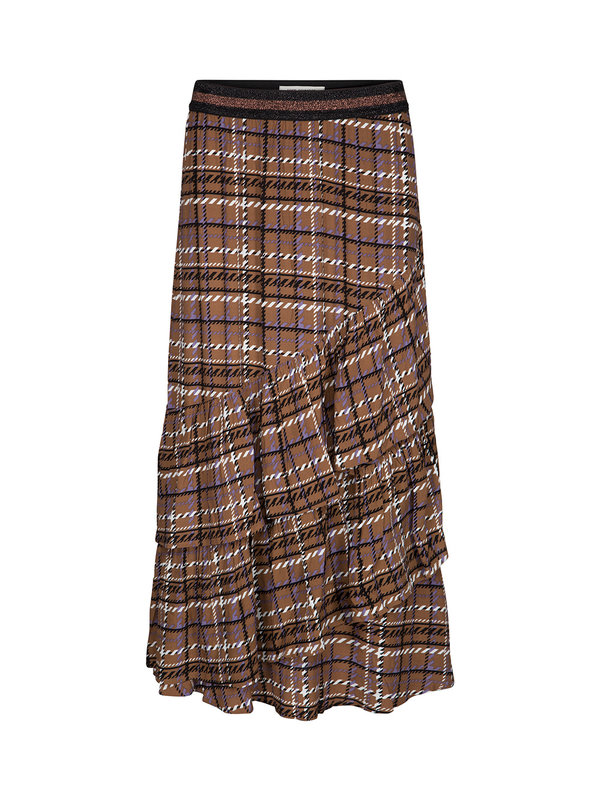 Sofie Schnoor Skirt Tillie Brown
