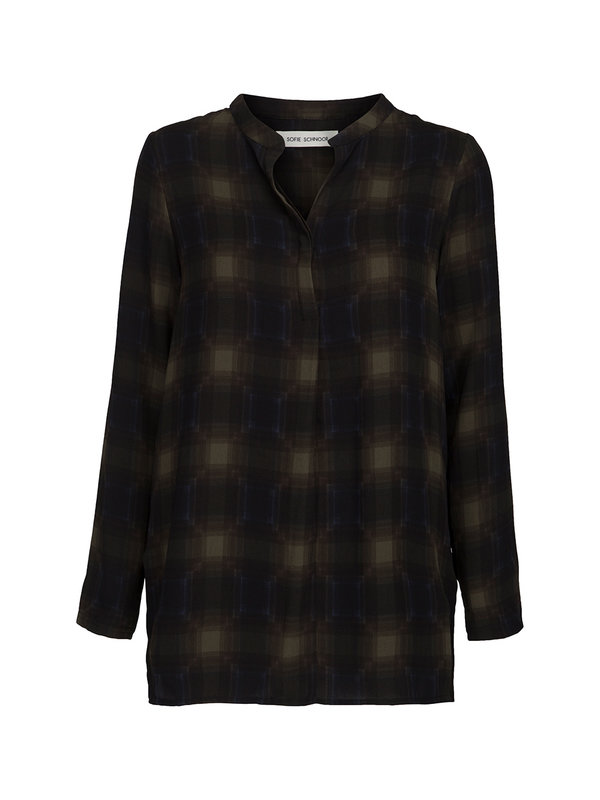 Sofie Schnoor Liva Shirt Dark Check