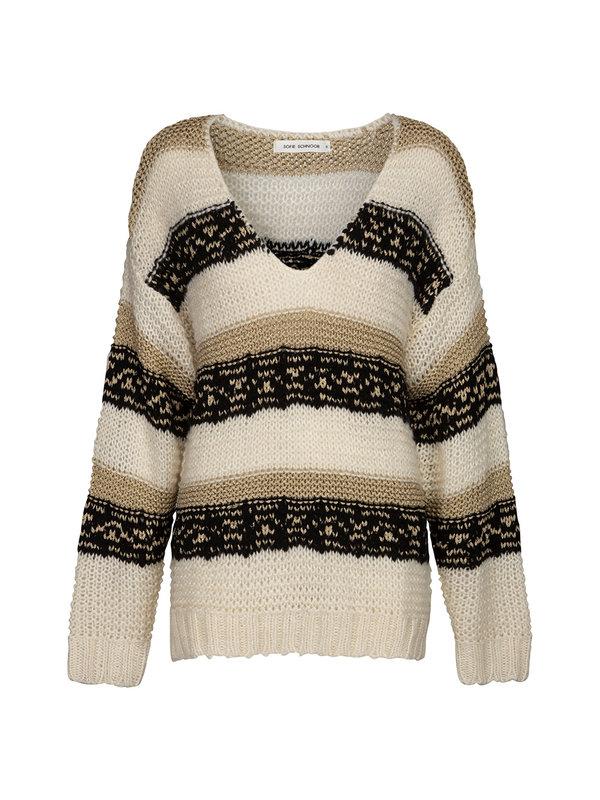 Sofie Schnoor Marta Sweater Off White