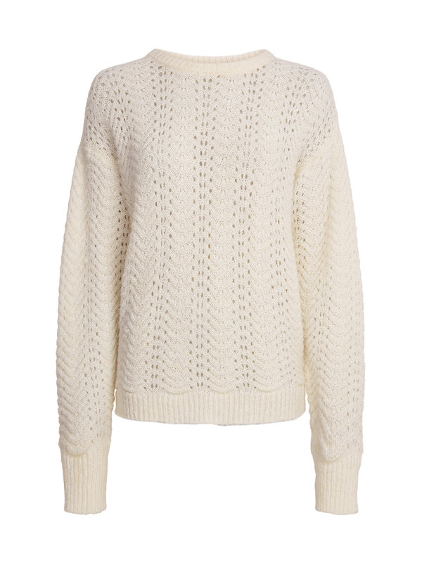 Fabienne Chapot Joey Pullover Off-White Uni