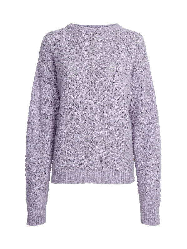 Fabienne Chapot Joey Pullover Lilac Uni