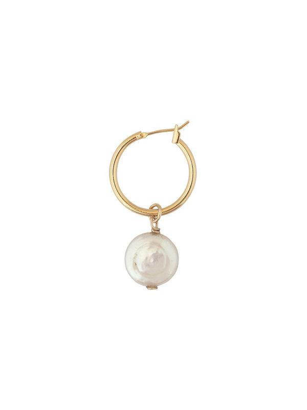 Bobby Rose wild pearl Earring