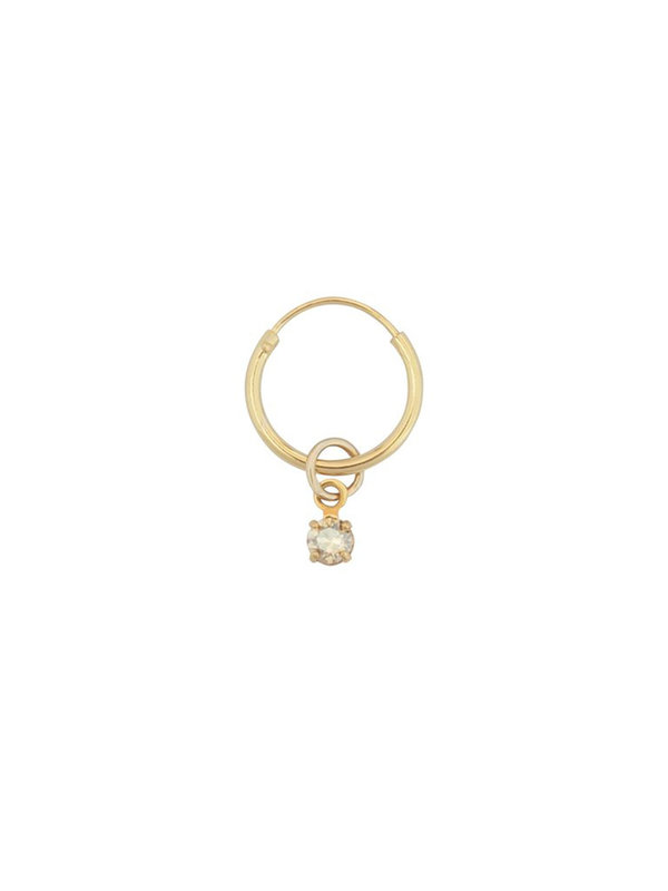 Bobby Rose Earring Pure Gold