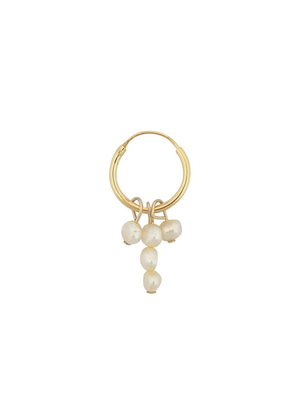 Bobby Rose Earring Dana Gold