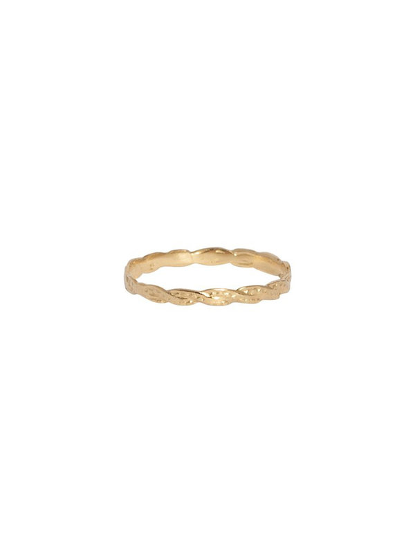 Bobby Rose Bobby Rose Ring Bay Gold