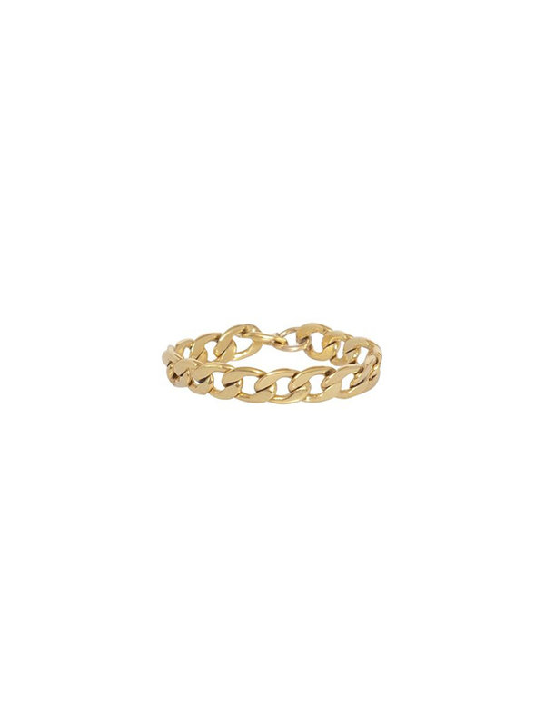 Bobby Rose Bobby Rose Ring Chunky Gold