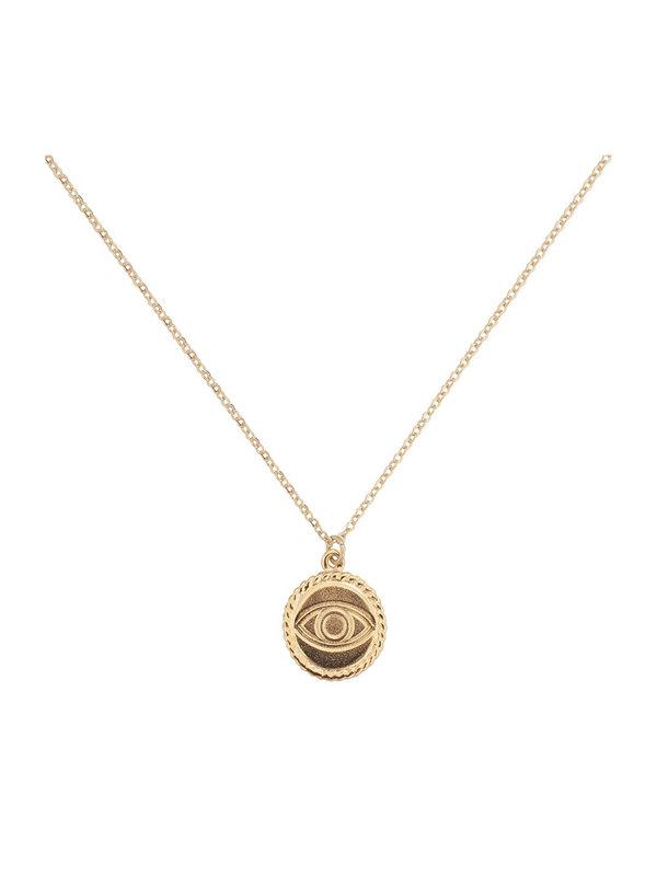 Bobby Rose Bobby Rose Necklace Hypnotize Gold