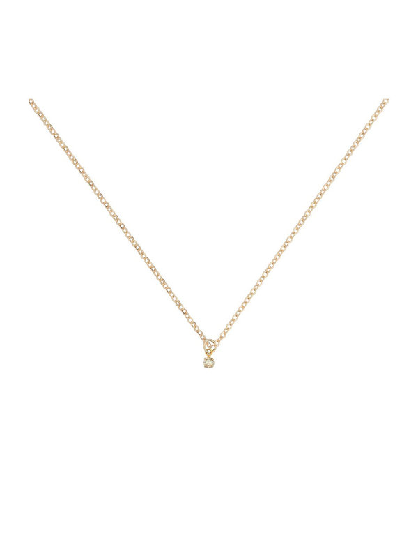 Bobby Rose Necklace Pure Gold